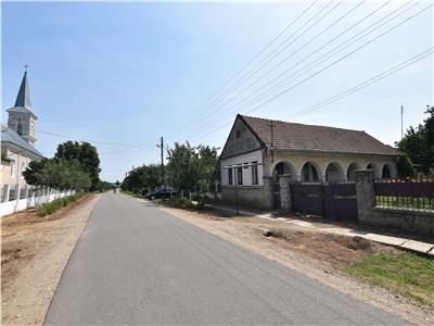De vanzare casa in centru in Voivozi / Simian (BIHOR)