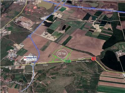 Teren cu potential dezvoltare destinatii multiple Oradea(Episcopia)